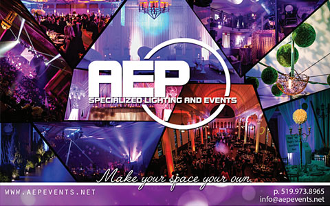 AEP Specialized Lighting and Events