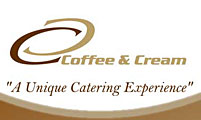 Coffee and Cream Catering Services