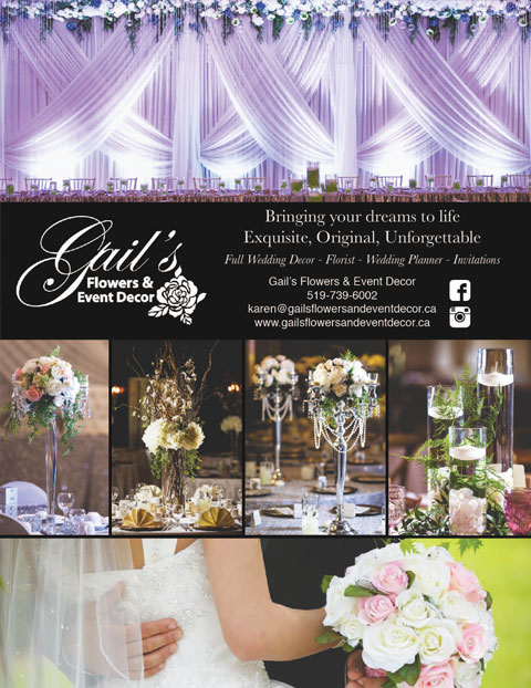 Gails Flowers and Event Decor